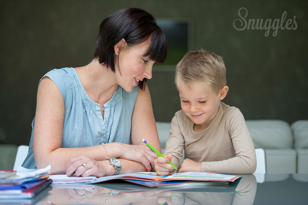 After School Nanny Help With Homework And Activities